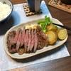 【料理】高品質エキストラバージンオリーブオイルでステーキ!!