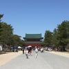 京都にお花見 平安神宮から知恩院
