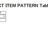 JSFのSelectItem(Table)をAjaxで更新