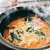 寒い日にはおすすめトマト鍋!