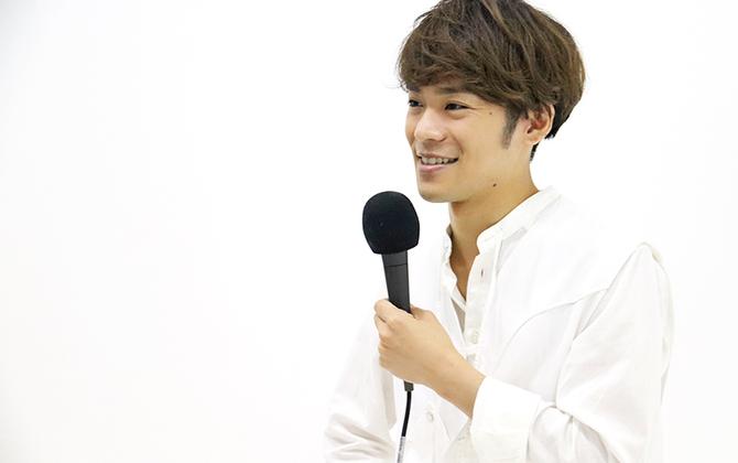 """人気声優 小野賢章さんに聞く、仕事と声の流儀。「その声は、""""リアルなのか"""" """"リアルじゃないのか""""」"""