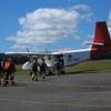skydiving - cycling NewZealand -