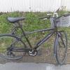 釣り場に行く自転車を紹介してみる