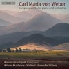鬼才フォルテピアノ奏者ブラウティハムがウェーバーのピアノと管弦楽のための作品全集をリリース!
