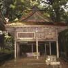 蚕影山神社、本殿