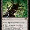 好きなカードを紹介していく。第百二十五回「すべてを護るもの、母聖樹」