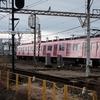 めでたい電車と和歌山城