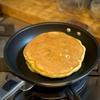 kuromame pancake