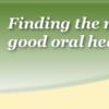 VOHC Veterinary Oral Health Council