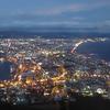 函館の旅。【霧雨晴れた後・・・】