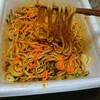 蒙古タンメン中本 辛旨やきそば食べてみた