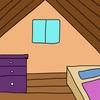 お題絵日記「屋根裏部屋に憧れる」