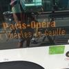French Report: ロワシーバスに乗りCDG空港からオペラ座まで行く