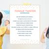 コロナ生活中に子供と一緒に楽しめる英語早口言葉10選!
