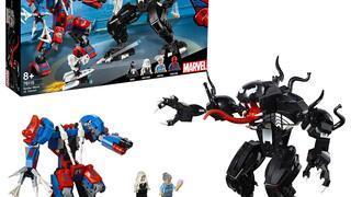 【おねだりリスト】2019年1月のレゴ新作「76115:スーパー・ヒーローズ スパイダーマン vs.ヴェノム」を予約した。