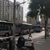日本と異なる北京のバス事情