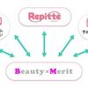 「リピッテ」が大手美容予約サイト10社と完全連動しているシステム「Beauty Merit」との連携を開始しました!