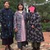 ゴブラン織りのコート。