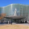 仲道郁代さんのピアノを聴きに国立新美術館に行ってきました