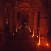 【添乗員同行ツアートルコ旅行・28】地下宮殿のメデューサ