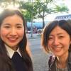 三味線ブロガー・花枝さんとハンブルクで再会しました!
