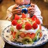 7月12日「デコレーションケーキの日」デコレーションケーキは英語で fancy cake