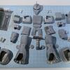 【ガンプラ】 1/100 リアルタイプ MS-06 ザクを作る その170 2020年6月11日 【旧キット】(内部フレーム フルスクラッチ)