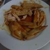 幸運な病のレシピ( 1408 )朝:ハンバーグ、手羽蒸しテリテリ、イワシ、鮭、味噌汁
