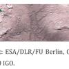 ザ・サンダーボルツ勝手連 [Martian Glaciers?  火星の氷河?]