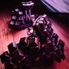 """エルゴノミックでサイバーパンクな自作キーボード""""Dactyl Manuform Skeleton Edition 4x5 """"を作った話—ビルドガイド—"""