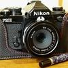 絞れるパンケーキ・GN Nikkor-C 1:2.8 45mm
