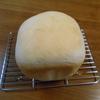 ホームベーカリーでもちもちソフトな食パンを焼く