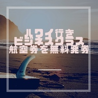 成田発ハワイ行き「ビジネスクラス」航空券をついに無料で発券。
