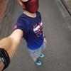 ドカ練!Ironman VR1の続きとHaute Route Watopia #3