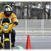 """桜前線、到着直前、"""" 花冷え """"の中、GRAの自由練習会リポート"""