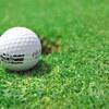 ゴルフやってみました。