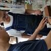 #包丁を研ぐ#1丁の砥石と向き合う