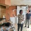 「紗ら+(さらさら)リノベワークショップVol.1 壁塗り」に参加しました!