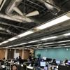 オシャレで綺麗なオフィスで働く