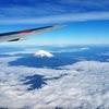 日本航空JAL110(羽田→伊丹)B767-300 いつもの関西出張(往路)