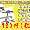【期間限定特価】S&T M4 Gen.3 電子トリガー搭載電動ガン(その2)