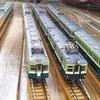 京電を語る75…特急車と通勤車の併結運転。