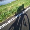 ひとり合宿 #Day 2 bike 180 km, run 6 km