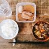 角煮と豚汁
