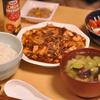 麻婆豆腐、どて煮丼