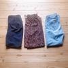 お洋服のこと:全部で31着のお洋服の内訳(2021.06.03)