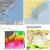 【台風情報】台風17号『ターファー』は22日に九州の西まで北上・その後日本海へ抜ける『りんご台風』と似たコース!3連休は西日本を中心に大荒れに!!気象庁・米軍(JTWC)・ヨーロッパ中期予報センター(ECMWF)の進路予想は?