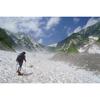 【北アルプス】息子14歳と登る白馬岳 (2):大雪渓を登り白馬の稜線へ