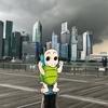 2017年GW シンガポール家族旅行④ riseで昼食 シンガポールフライヤー(観覧車) チャイナタウン