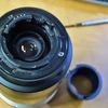 Nikon 「AF Zoom Nikkor 70-300mm F4-5.6G」のズームリング空転修理